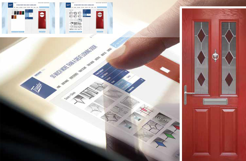 On-line Composite Door Designer