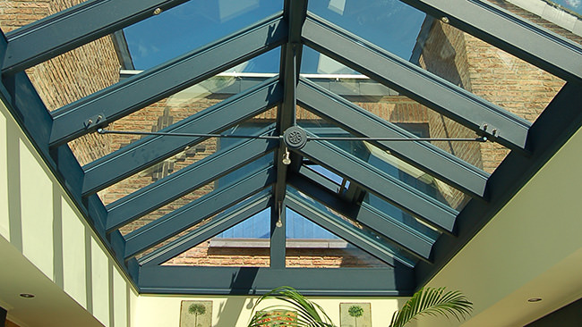 Gable-Fronted Conservatory