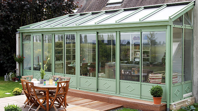 Lean To Conservatory Bedford Upvc Conservatories Milton