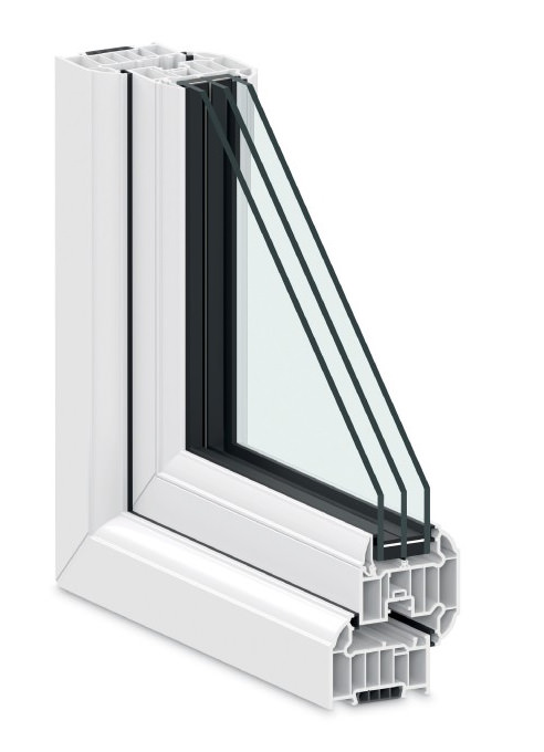 Triple Glazing Profile